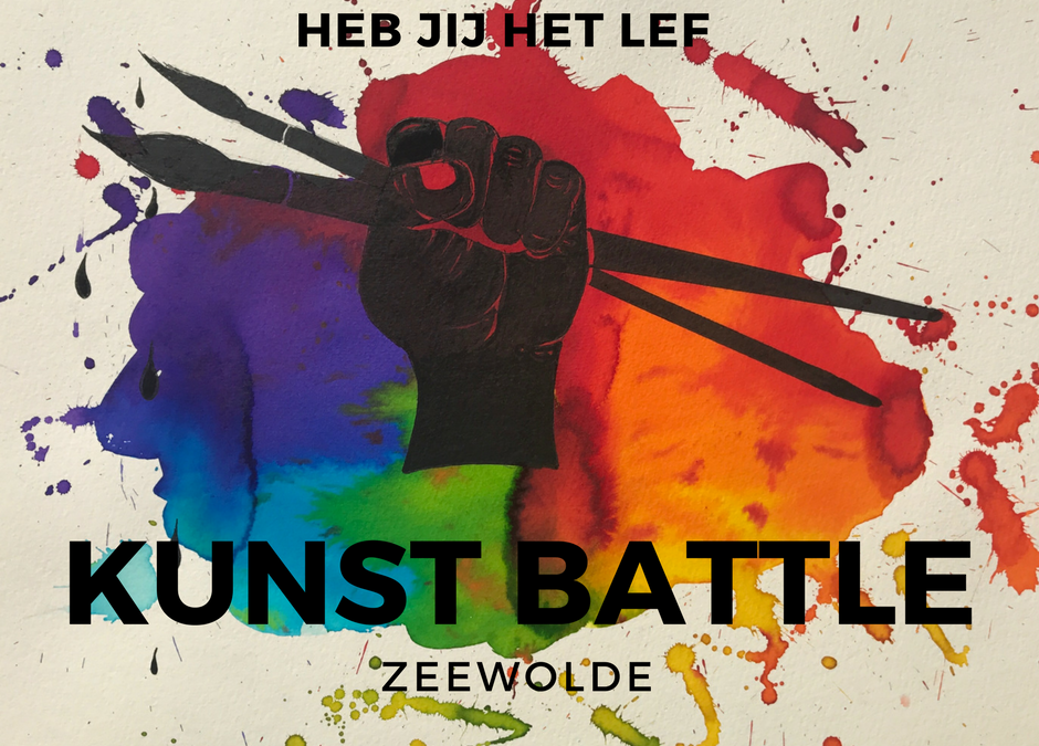 Kunst Battle Zeewolde