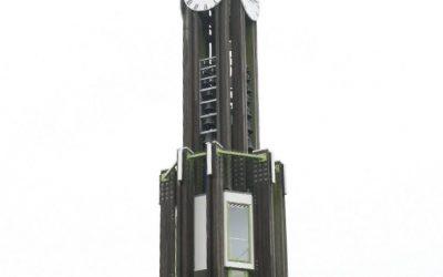 De trap op, de toren in…